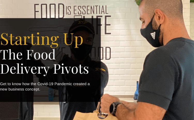 Starting Up, The Food Delivery Pivots